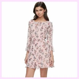 Disney Beauty and the Beast Pink Dress
